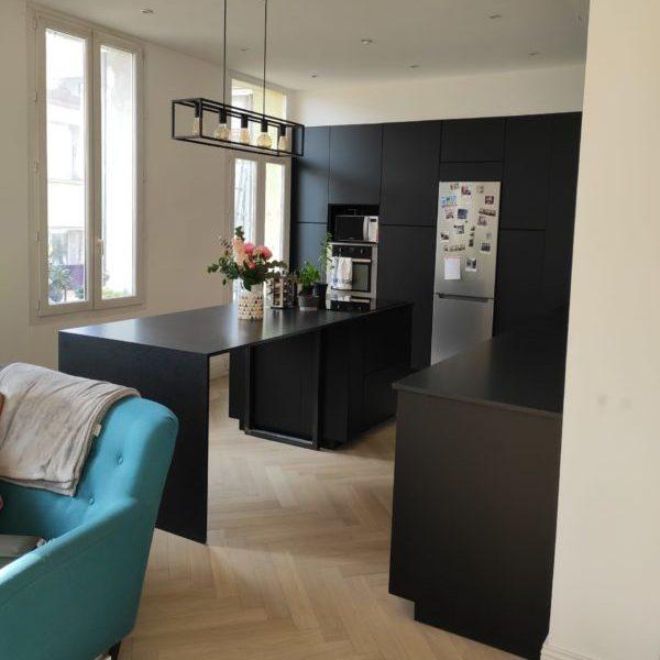 [en cours] Rénovation appartement, marseille (13005)