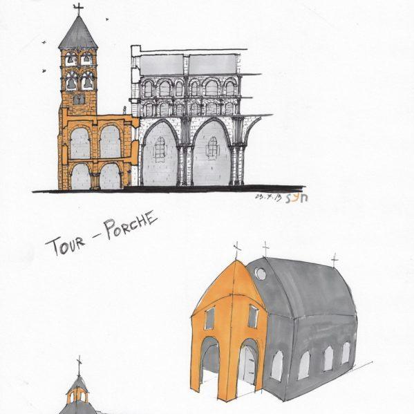 Tour-Porche